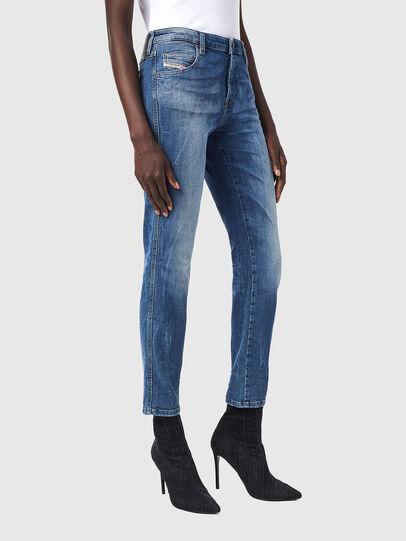Diesel - Babhila Z09PK, Bleu moyen - Jeans - Image 6