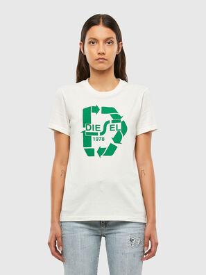 T-SILY-V32, Blanc - T-Shirts