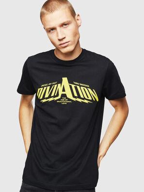 T-DIEGO-B16, Noir - T-Shirts