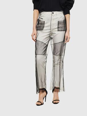 TYPE-1003, Blanc - Jeans