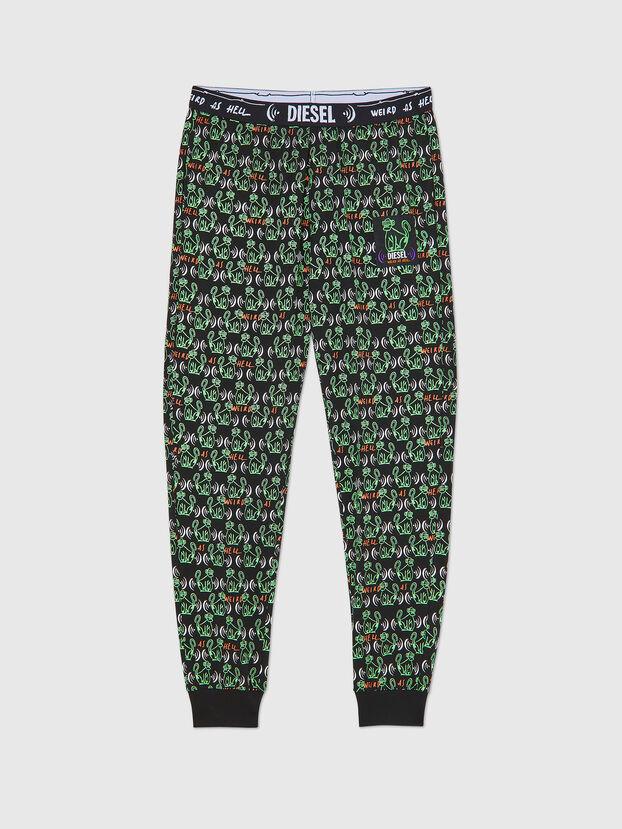 UMLB-JULIO, Noir/Vert - Pantalons