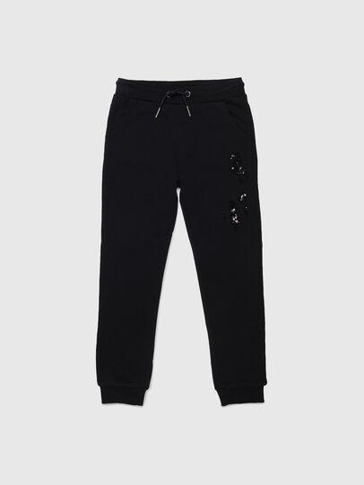 Diesel - PLAMP, Noir - Pantalons - Image 1