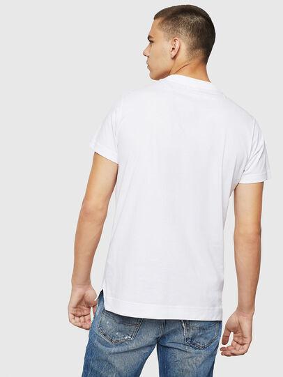 Diesel - T-LAZAREV, Blanc - T-Shirts - Image 2