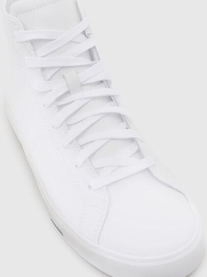 Diesel - S-MYDORI MC W, Blanc - Baskets - Image 6