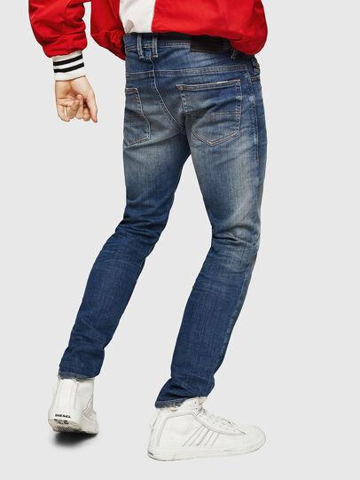 Diesel - Thommer JoggJeans 0870M, Bleu moyen - Jeans - Image 2