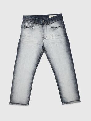 ARYEL-J JOGGJEANS, Bleu Foncé - Jeans