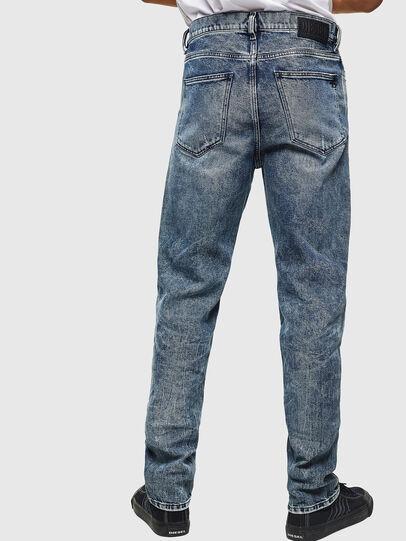 Diesel - D-Macs 0097G, Bleu moyen - Jeans - Image 2