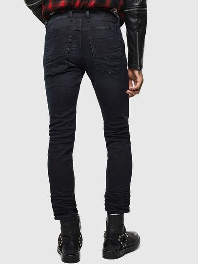 Diesel - Krooley JoggJeans 069KJ, Noir/Gris foncé - Jeans - Image 2