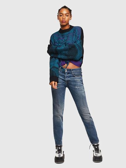 Diesel - D-Rifty 0890Y, Bleu moyen - Jeans - Image 5