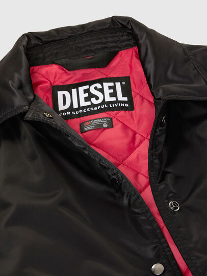 Diesel - G-KAT, Noir - Vestes - Image 5