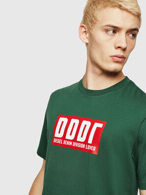 T-JUST-A9, Vert Foncé - T-Shirts