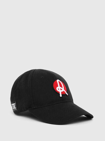 Diesel - LR-CAP, Noir - Chapeaux - Image 1