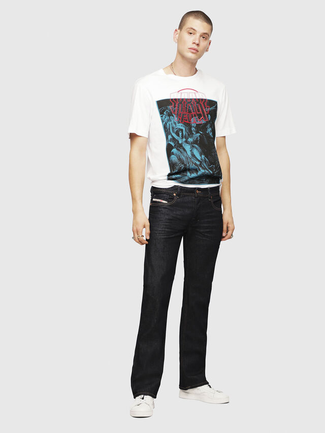 Diesel - Zatiny 084HN, Bleu Foncé - Jeans - Image 4