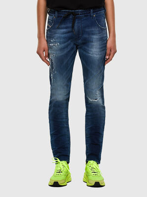 Krailey JoggJeans 069PL, Bleu Foncé - Jeans