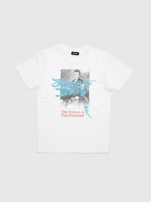 TJUSTYC, Blanc - T-shirts et Hauts