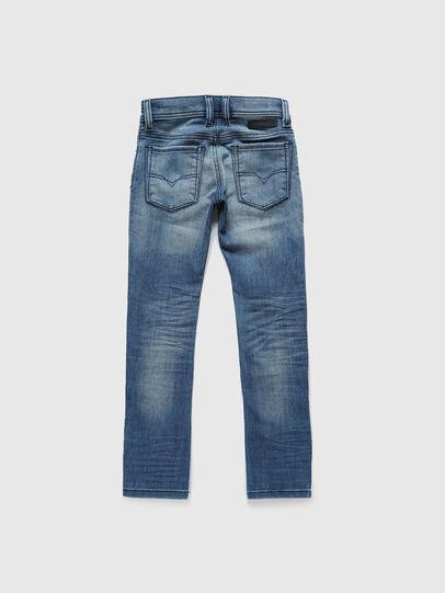 Diesel - SLEENKER-J JOGGJEANS-N, Bleu moyen - Jeans - Image 2