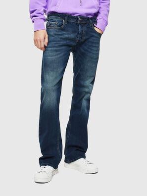 Zatiny 084BU, Bleu Foncé - Jeans