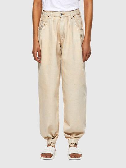 Diesel - D-Concias 009UV, Blanc - Jeans - Image 1