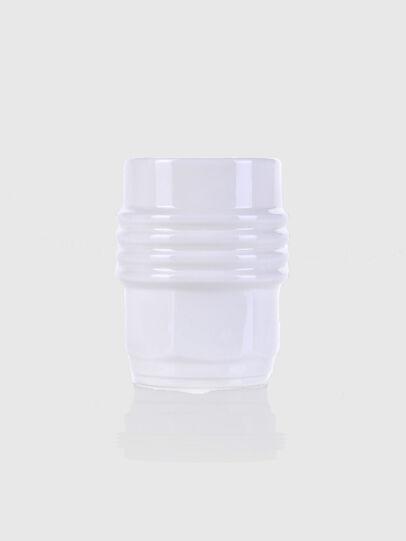 Diesel - 10976 MACHINE COLLEC, Blanc - Tasses - Image 1