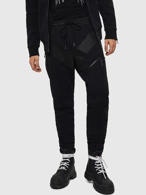 P-STESSEL, Noir - Pantalons