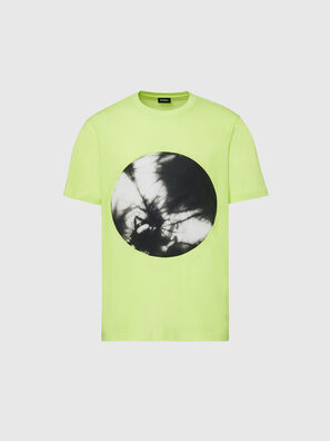 T-MOONY-X2, Vert Fluo - T-Shirts