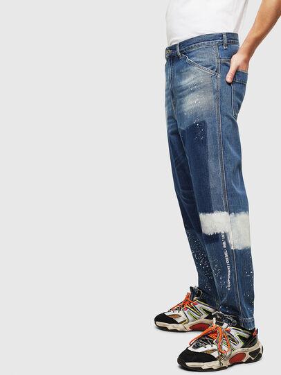 Diesel - D-Franky 009CB, Bleu moyen - Jeans - Image 5