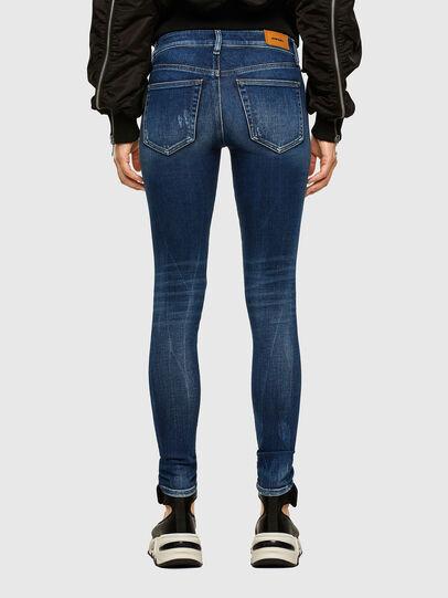 Diesel - Slandy 009CX, Bleu moyen - Jeans - Image 2