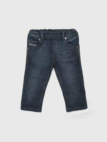 Diesel - KROOLEY-B JOGGJEANS-N, Bleu Foncé - Jeans - Image 1