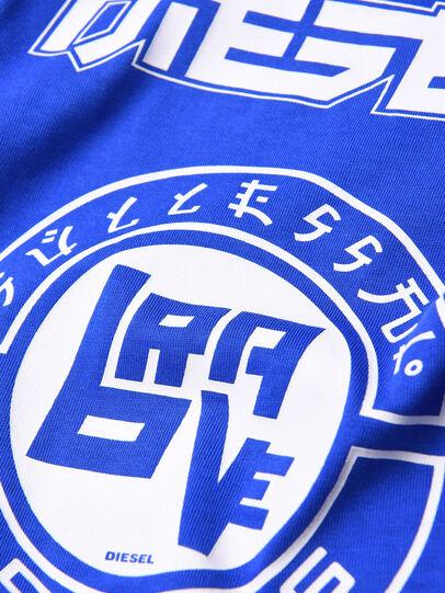 Diesel - TUCOB, Bleu/Blanc - T-shirts et Hauts - Image 3