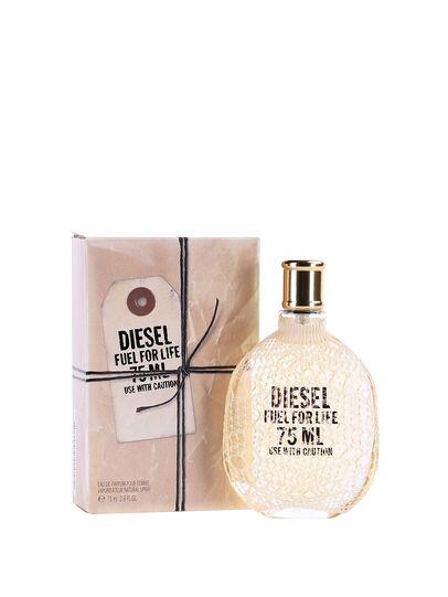 Diesel - FUEL FOR LIFE WOMAN 75ML, Générique - Fuel For Life - Image 1