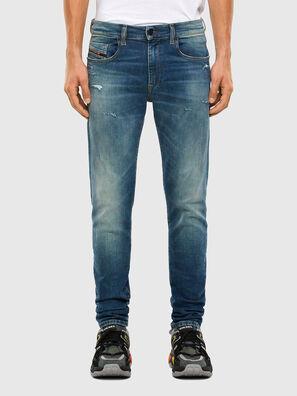 D-Strukt 009IT, Bleu moyen - Jeans