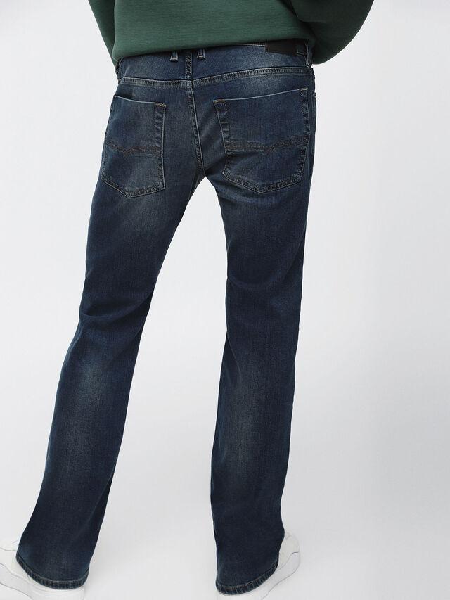 Diesel - Zatiny 084BU, Bleu Foncé - Jeans - Image 2