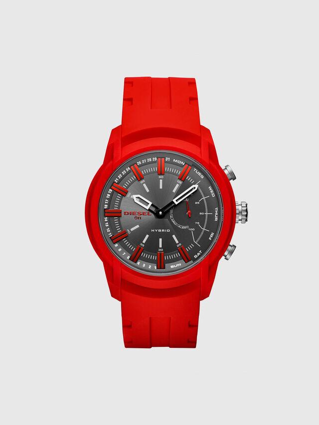 Diesel - DT1016, Rouge - Smartwatches - Image 2