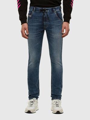 Krooley JoggJeans 069NL, Bleu moyen - Jeans