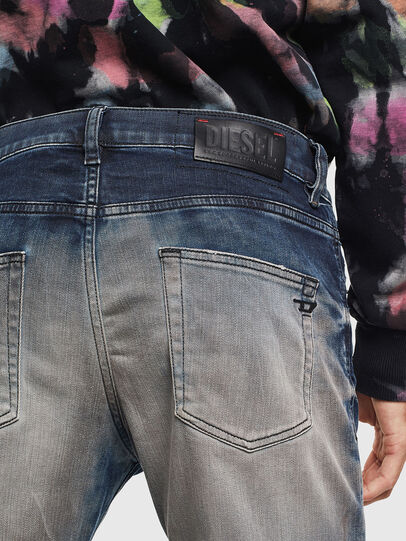 Diesel - D-Strukt 0097Q, Bleu moyen - Jeans - Image 5