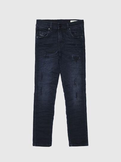 Diesel - BABHILA-J, Bleu Foncé - Jeans - Image 1
