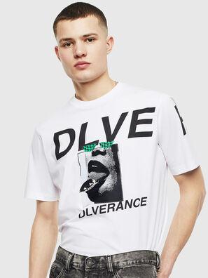 T-JUST-T21, Blanc - T-Shirts