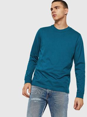 T-LERMON, Bleu Marine - T-Shirts