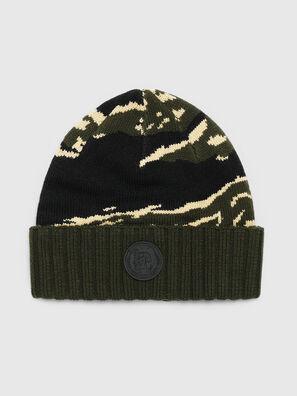 K-MASK, Vert/Noir - Bonnets