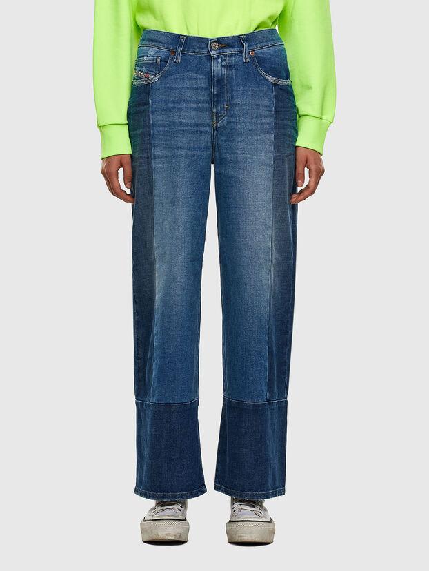 Widee 009EU, Bleu Clair - Jeans