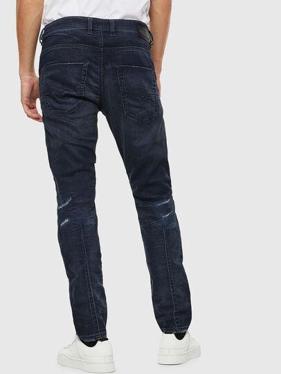 Diesel - Krooley JoggJeans 069KB, Bleu Foncé - Jeans - Image 2