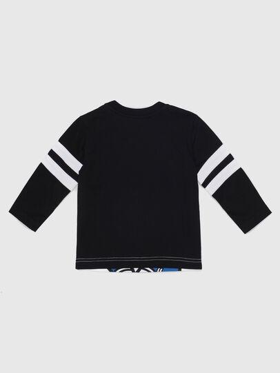 Diesel - TILLYB, Noir/Blanc - T-shirts et Hauts - Image 2