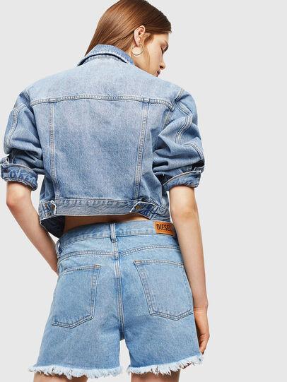 Diesel - DE-LOWY, Bleu Clair - Shorts - Image 2