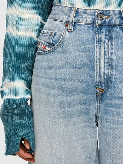 Diesel - D-Reggy 009GZ, Bleu Clair - Jeans - Image 3