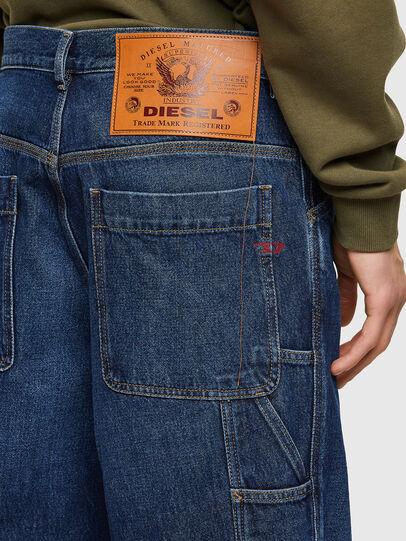 Diesel - D-Franky 009NE, Bleu Foncé - Jeans - Image 4