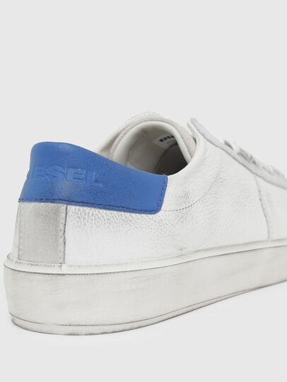 Diesel - S-MYDORI LC, Blanc/Bleu - Baskets - Image 5