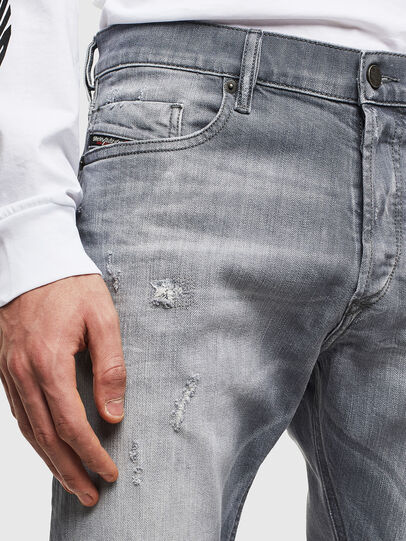 Diesel - Tepphar 0095R, Gris - Jeans - Image 3