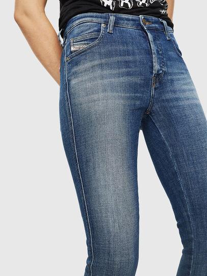 Diesel - Babhila 0098Z, Bleu moyen - Jeans - Image 3