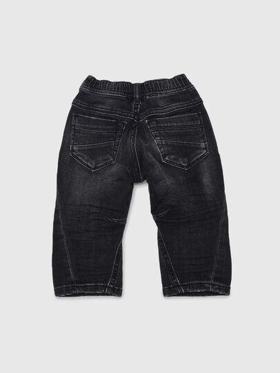 Diesel - FAYZA JOGGJEANS B-N, Noir/Gris foncé - Jeans - Image 2