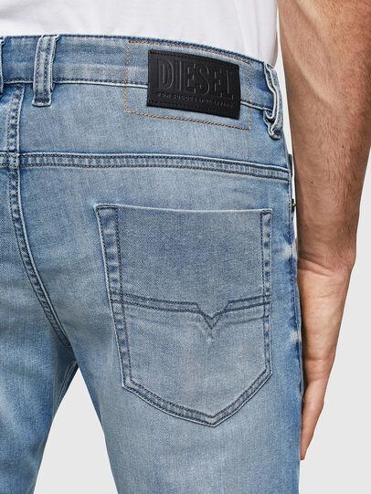 Diesel - Safado 069MN, Bleu Clair - Jeans - Image 4